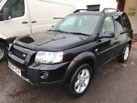Free Delivery Available - 4X4 2005 Land Rover Freelander Hse Estate 2.0 Diesel - Free Delivery