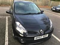 2008 RENAULT CLIO. MOT. TAX. PERFECT DRIVE LOW MILES