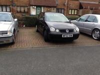 Vw polo 1.2 low milage