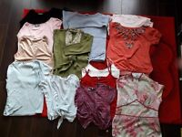 girls/ women's bundle of clothes size 10