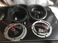 "VW 6.5"" Speaker Adapters"