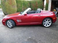 Chrysler Crossfire Roadster Automatic (2005) only 46000 miles