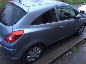 Vauxhall Corsa D 1.3 CDTI 2008