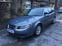 Saab 95 9-5 Diesel Estate //DMF and Clutch replaced//