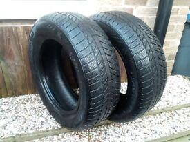 215 60 16 XL Winter Snow Tyres, Expert, Scudo, Dispatch etc