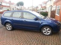 Ford Focus Estate Climate TDCI 1.8, Good Condition, 12 Months M.O.T 02/003/2018. Taxed 01/09/2017.