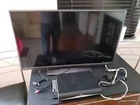 Tv hitachi smart