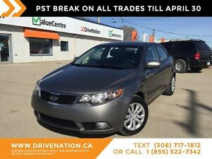 2012 Kia Forte 2.0L LX LOW KM!, SPORTY