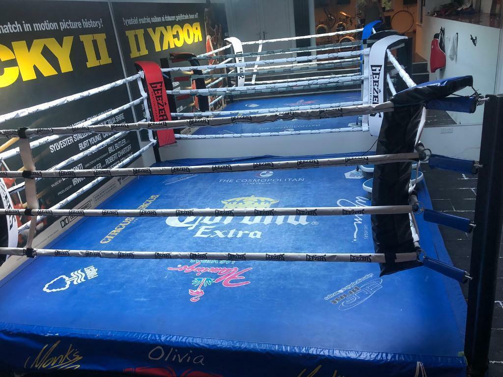 12ft sq boxing ring | in Nottingham, Nottinghamshire | Gumtree