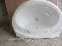 Hand Basin for a Pedestal
