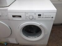 SIEMENS 8kg WASHING MACHINE 1400 SPIN IN GOOD CLEAN WORKING ORDER 3 MONTH WARRANTY AND PAT TESTED