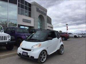 2010 smart fortwo Passion, Auto, Alloys, Fogs, Clean Carproof