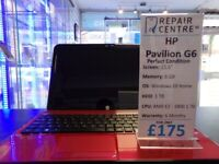 Hp pavilion g6 | New & Second-Hand Laptops for Sale | Gumtree