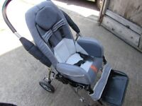 DISABLED/SPECIAL NEEDS PRAM / BUGGIE / STROLLER/ PUSHCHAIR ORMESA BUG