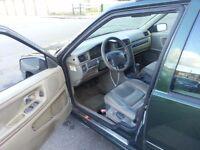 LEFT HAND DRIVE 1999 VOLVO V70 SE T5 GREEN