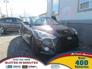 2014 Hyundai Veloster Turbo | LEATHER | NAV | ROOF | CAM