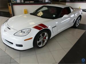 2012 Chevrolet Corvette Grand Sport 3LT w/1SC, Leather Seats