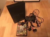 PlayStation 2 & GTA San Andreas