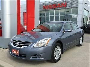 2012 Nissan Altima 2.5 SL, Navigation, leather, BOSE audio