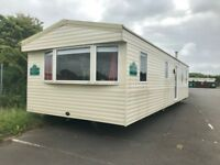 CHEAP STATIC CARAVAN IN AYRSHIRE, SCOTLAND NEAR GLASGOW, PET FRIENDLY + NO AGE LIMIT + 11 MONTH SITE