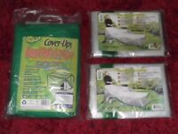 Patio Set Covers & x2 Sun Lounger Covers (NEW)