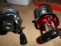 Fishing Reels and Equipment