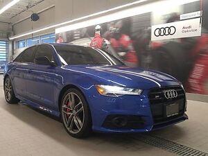2017 Audi S6 4.0T quattro 7sp S tronic /Audi Certified