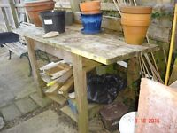 Workbench - FREE to pick up