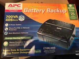 battery backup system 700va