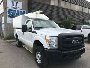 2012 Ford F-350 XL Regular Cab Long Box 4X4 Gas
