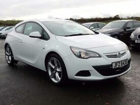 2012 vauxhall astra GTC sport 1.4 petrol with only 32000 miles, motd jan 2019