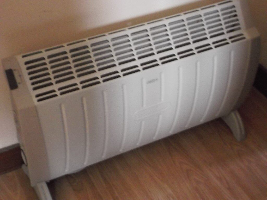 DeLonghi Heaterin AberdeenGumtree - DeLonghi Heater. Gives out Great Heat and is Economical to Run. In Excellent Condition, Never Hardly Used. 29 inches long, 20 inches high. Must be Collected. £20