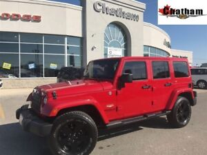 2014 Jeep WRANGLER UNLIMITED Sahara/***SOLD***SOLD***SOLD