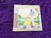 DJE 29001 Elton John good bye yellow brick road 1973 2 LPs sleeves VGC ok to post with PayPal