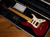 Valley Arts California Pro USA Stratocaster model 7MS
