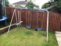Swing SeeSaw Set