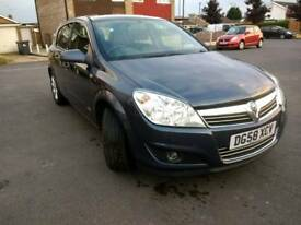 Vauxhall astra 1.4 16v breeze plus,*12MONTHS MOT*