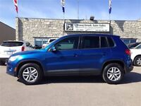 2009 Volkswagen Tiguan Trendline AWD ACCIDENT FREE CAR  COMES FU