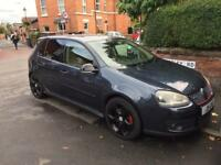 Volxwagan golf gti mark 5 (fully loaded) (well maintained!)