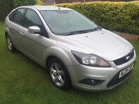 Superb Value 2009 Focus 1.6 Tdci Zetec 5 Door Hatch Only 79000 Miles Great MPG And Low Tax HPI Clear