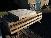 Duck boards x 4 all for just £30