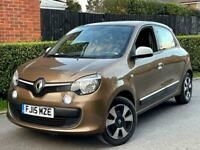 LEFT HAND DRIVE 2015 RENAULT TWINGO 1.0 PETROL [UK REG] ONLY 45K MILES!/MANUAL/LIMTED EDITION/LHD