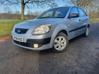 Kia Rio 1.4cc low miles lovely condition