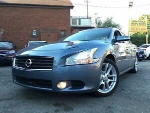 2010 Nissan Maxima SV, PanoramicRoof, Leather, HtdSeats, SportPk
