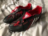 Adidas predator football boots size 7.5