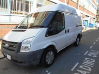 2013 FORD TRANSIT 2.2TDCI 100T300 MID HIGH ROOF PANEL VAN YEAR MOT EURO5 ELECTRIC PACK BLUETOOTH