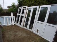 large clearance of upvc units all to clear
