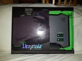 Razer Vespula Dual Sided Gaming Mouse Mat