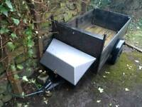Trailor for sale cheap ready for camping ect