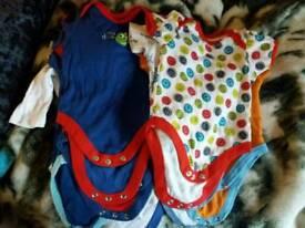 Boys vests